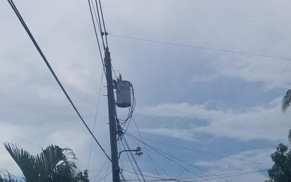 El sector de Villa Guerrero vuelve a tener luz