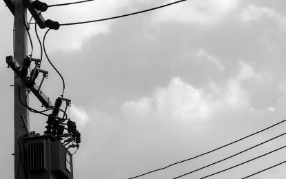 Explosión de un transformador eléctrico en el sector de Villa Guerrero