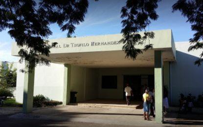 """Es necesario un """"relanzamiento"""" del Hospital Dr. Teófilo Hernández"""