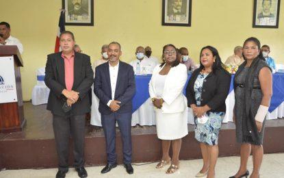 Juramentan nuevos directores distritales de la Regional 12  de Educación