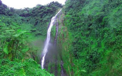 Salto La Jalda, Parque compartido El Seibo-Hato Mayor