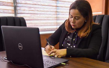 Ministerio de la Mujer sostiene reunión con el embajador ante la OEA