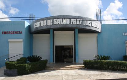 Centro Salud Fr. Luis Oregui cumple 3 años de su bendición