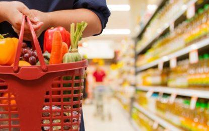 Seibanos se quejan por altos precios de la canasta básica