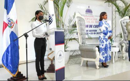 Gobernadora de El Seibo pasa revista de su primer año de gestión