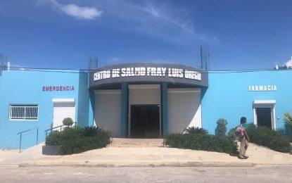 El Centro de Salud Fray Luis Oregui cumple 14 años de apertura